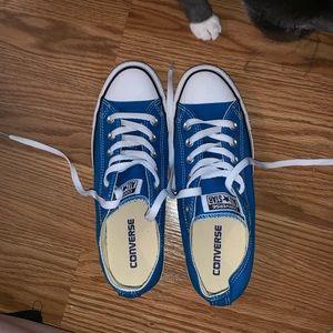 Converse tennis shoes!